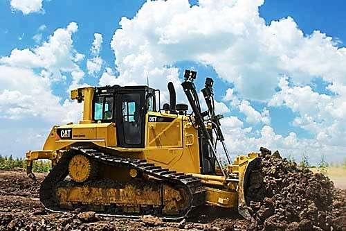La maquinaria pesada hace daño al suelo